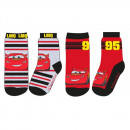 wholesale Licensed Products: Cars BOYS 'SOCKS DIS C 52 34 5558