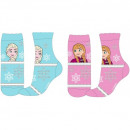 Frozen ( frozen ) GIRL SOCKS DIS FROZ