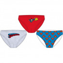 Superman SLIPY CHLOPIECE SUP 52 33 101 3-PACK BOX