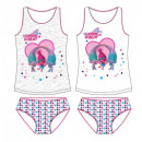 Trolls GIRLS 'UNDERWEAR SET Trolls 52 32 2