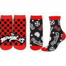 MIRACULOUS - BIEDRONKA AND BLACK CAT SOCKS DZIE