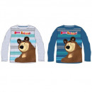 MASHA AND THE BEAR T-Shirt BOYS MAB 52 02 084