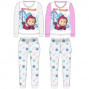 wholesale Fashion & Apparel: MASHA AND THE BEAR PIZAMA GIRL MAB 52 04 063