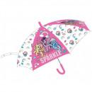 Großhandel Regenschirme: My Little Pony PARASOLKA GIRLS PONY 52 50 692