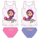 MASHA AND THE BEAR GIRLS LADIES UNDERWEAR MA