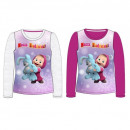 MASHA AND THE BEAR T-Shirt GIRLS MAB 52 02 05
