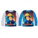 grossiste Vetement et accessoires: Fireman Sam T-Shirt CHLOPIECY SAM 52 02 042