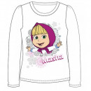 MASHA AND THE BEAR T-Shirt SHIRT GIRL MAB 52 02 05