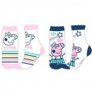 PEPPA PIG ( Peppa Pig ) GIRL SOCKS PP 5