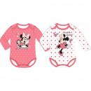 Minnie MOUSE & Daisy BODY BABY DIS MF 51 01