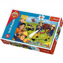 wholesale Toys: Puzzle Fireman Sam Puzzle 30 elements - Strazak S