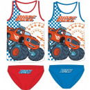 Blaze AND MONSTER MACHINES CHLOPI UNDERWEAR SET