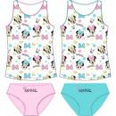 Minnie MOUSE & Daisy GIRLS 'UNDERWEAR SET
