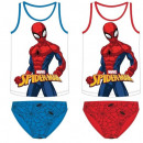 Spiderman CHLOPIECEJ UNDERWEAR SET SP S 52 32 8