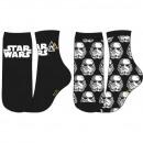 wholesale Socks and tights: Star Wars MEN'S SOCKS SW 53 34 6449 SINGLE