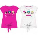 Minnie MOUSE & Daisy T-Shirt MÄDCHEN DIS MF 52