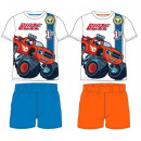 Blaze AND MONSTER MACHINES PIZAMA BOY BMM 52