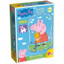 Peppa Puzzle Puzzle Peppa Pig Shape - Peppa and