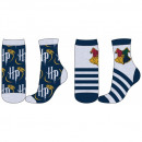 wholesale Stockings & Socks: HARRY POTTER SOCKS BOYS HP 52 34 012 2-PAC