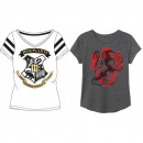 HARRY POTTER T-Shirt WOMEN HP 53 02 017/022