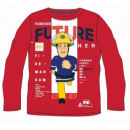 Fireman Sam T-Shirt CHLOPIECY SAM 52 02 034
