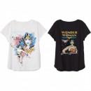 Großhandel Shirts & Tops: WARNER BROS T-Shirt WEIBLICHE WW 53 02 020/007