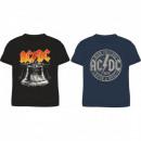 wholesale Fashion & Apparel: AC DC T-Shirt MALE ACDC 53 02 003/001