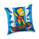 The Simpsons Bart Skater Pillow