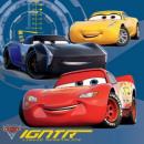 Cars Cars Blue Cojín cubierta