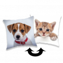 Photoprints Sweet home Dog / cat Pillow and sequin