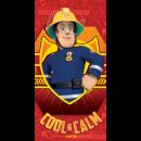 Fireman Sam Fireman Sam Red beach towel