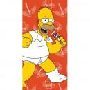 ingrosso Bagno: il Simpsons Telo mare Homer 2015