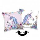 wholesale Cushions & Blankets: Photoprints Sweet home Unicorn 04 Pillow a sequin