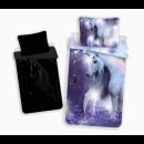 Sweet home Unicorn photoprints with a luminous eff