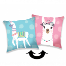 Photoprints Sweet home Llama 03 Pillow and I sequi