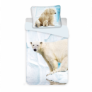 wholesale Coats & Jackets: Photoprints Sweet home Polar bear Blue
