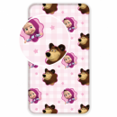 MASHA AND THE BEAR Masha and the Bear sheet