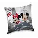 Mickey and MinnieMickey and Minnie in London pillo