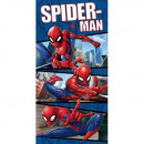 SPIDER-MAN Spider-man Blue 02 beach towel