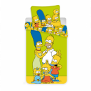 The Simpsons The Simpsons family Green