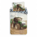 Photoprints Sweet home Tractor Green