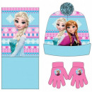 Frozen ( frozen ) GIRL'S WINTER SET DIS