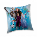 frozen Frozen 2 Blue Pillow