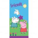 Peppa Pig Peppa Pig PEP059 beach towel