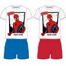 Spiderman PIZAMA CHLOPIECA SP S 52 04 978