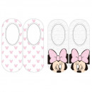 wholesale Socks and tights: Minnie MOUSE & Daisy WOMEN'S FOOT DIS DIS