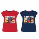 MIRACULOUS - BIEDRONKA AND BLACK CAT T-Shirt wench