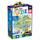 Headu Puzzle Time Cycle