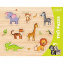 Frame puzzle puzzle - Animals eg