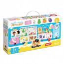groothandel Speelgoed: Puzzel met sleutelgatijs! IJs!